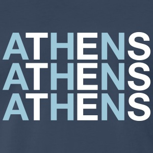 ATHENS - Men's Premium T-Shirt