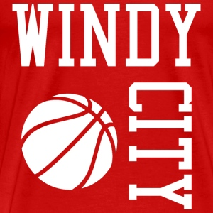Windy City 4 T-Shirts - Men's Premium T-Shirt
