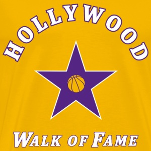 Hollywood Walk of Fame 3 T-Shirts - Men's Premium T-Shirt