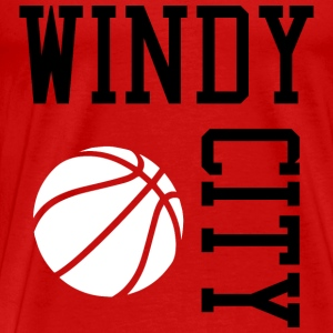 Windy City 3 T-Shirts - Men's Premium T-Shirt