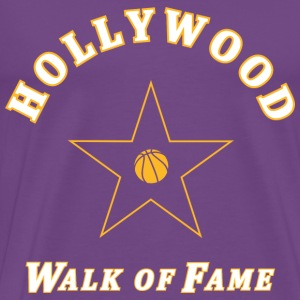 Hollywood Walk of Fame 2 T-Shirts - Men's Premium T-Shirt