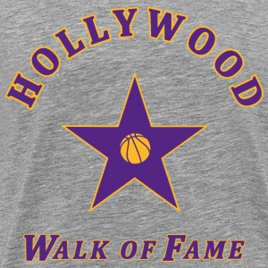 Hollywood Walk of Fame T-Shirts - Men's Premium T-Shirt