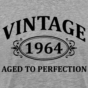vintage 1956 aged to perfection T-Shirts - Men's Premium T-Shirt