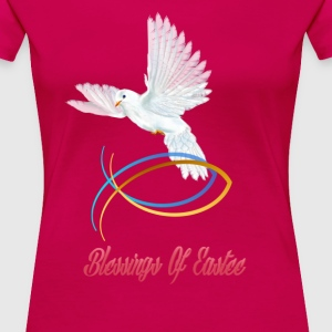 Easter Blessings - Women's Premium T-Shirt