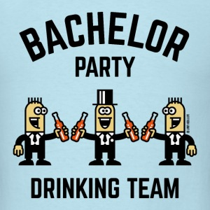Bachelor Party Drinking Team (PNG / 4C) T-Shirts - Men's T-Shirt