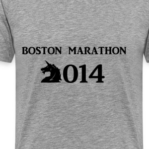Boston Marathone 2014 T-Shirts - Men's Premium T-Shirt