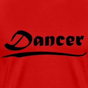 dancer T-Shirts - Men's Premium T-Shirt