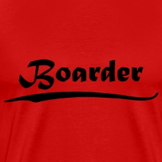Boarder T-Shirts