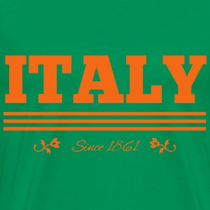 Vintage Italy since 1861 - Men's Premium T-Shirt