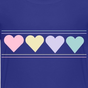 Children's Hearts T-Slhirt - Kids' Premium T-Shirt