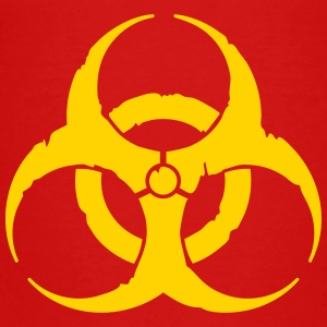 Hazard / Biohazard symbol Baby & Toddler Shirts - Toddler Premium T-Shirt