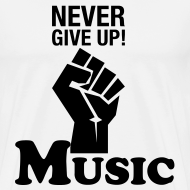 Design ~  Never Give Up