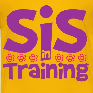 sister_in_training Kids' Shirts - Kids' Premium T-Shirt