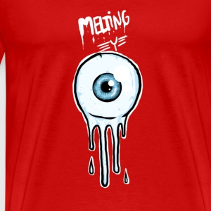 Melting Eye - Men's Premium T-Shirt