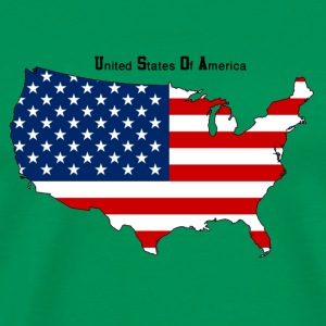 USA - Men's Premium T-Shirt