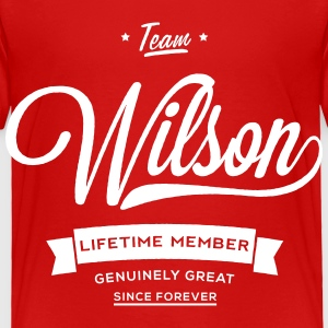 Wilsons are Amazing! - Toddler Premium T-Shirt