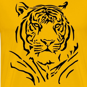Majestic tiger T-Shirts - Men's Premium T-Shirt