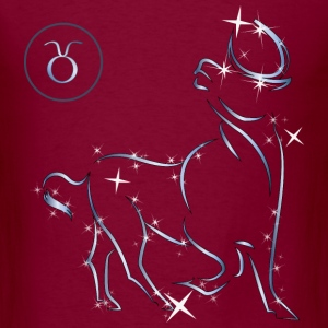 Taurus zodiac sign - Men's T-Shirt