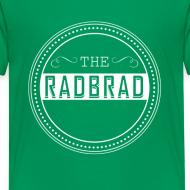 Design ~ Kid's TheRadBrad Logo T-Shirt