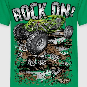 Rock On Rock Bouncer Kids' Shirts - Kids' Premium T-Shirt