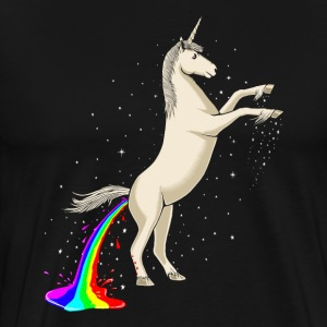 Science Behind Rainbows T-Shirts - Men's Premium T-Shirt