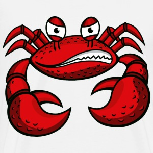 evil crab - Men's Premium T-Shirt