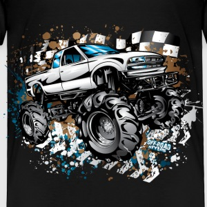 Mud Truck Race Shirt Baby & Toddler Shirts - Toddler Premium T-Shirt