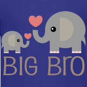 Big Bro Elephants Kids' Shirts - Kids' Premium T-Shirt