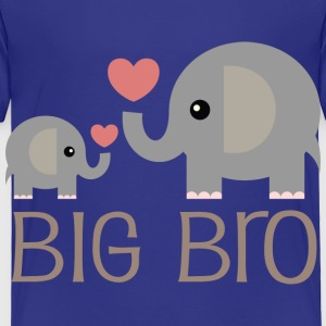 Big Bro Elephants Baby & Toddler Shirts - Toddler Premium T-Shirt