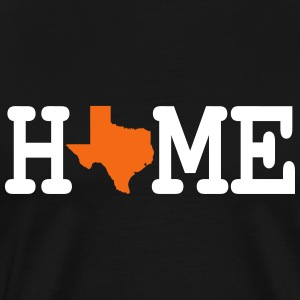 Texas State Home T-Shirts - Men's Premium T-Shirt