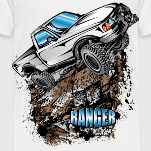 White Ford Ranger T-Shirt Baby & Toddler Shirts - Toddler Premium T-Shirt