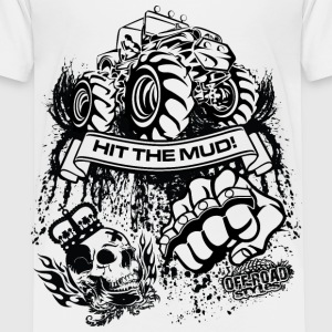 Mudding Jeep Shirt Baby & Toddler Shirts - Toddler Premium T-Shirt