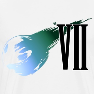Meteor VII (Final Fantasy VII) - Men's Premium T-Shirt