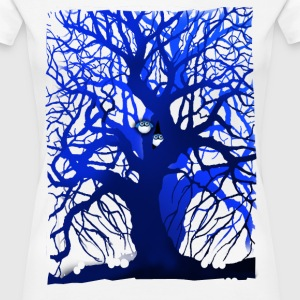 SPINDLE TREE - Women's Premium T-Shirt