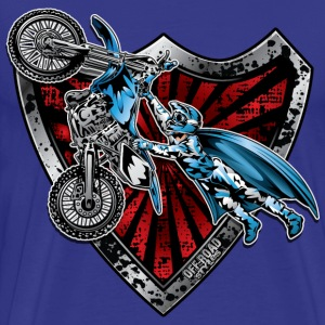 Super Freestyle Motocross T-Shirts - Men's Premium T-Shirt