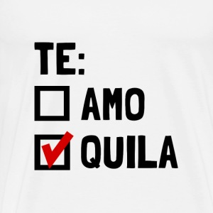 Te Quila - Men's Premium T-Shirt