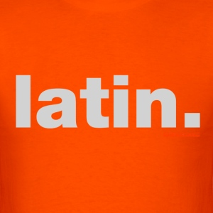 Latin Music - Men's T-Shirt