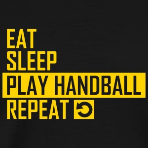 play handball T-Shirts - Men's Premium T-Shirt