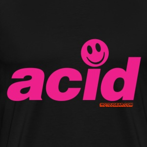 Pink Acid - Men's Premium T-Shirt