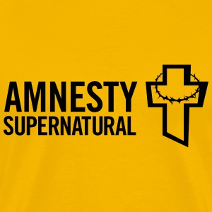Amnesty Supernatural - Men's Premium T-Shirt