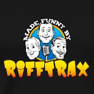 RiffTrax Made Funny By Shirt - Men's Premium T-Shirt