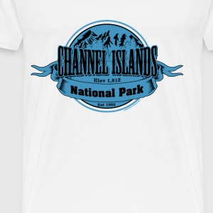 Channel Islands National Park - Men's Premium T-Shirt