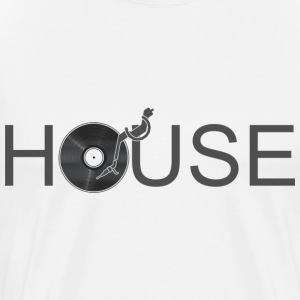 House Vinyl - Men's Premium T-Shirt