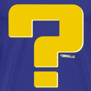 Question Mark - Men's Premium T-Shirt
