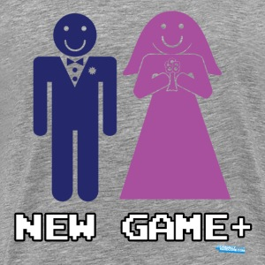 New Game Marriage - Men's Premium T-Shirt