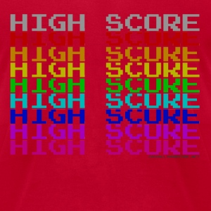 High Score - Men's T-Shirt by American Apparel