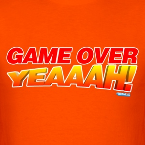 Game Over Yeaaah! - Men's T-Shirt