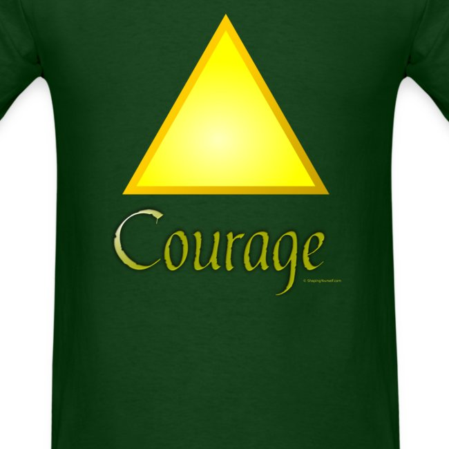 Zelda Courage T shirt