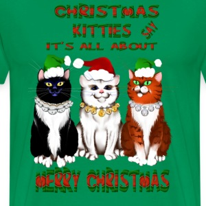 It All About Merry Christmas - Men's Premium T-Shirt