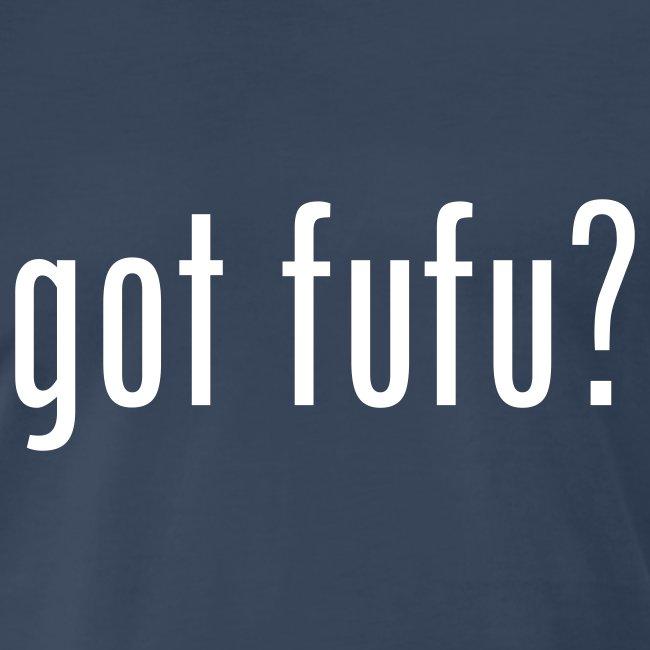 got fufu Men's 3XL - Navy / White